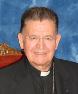 D. Antonio Ceballos Atienza, Obispo de Cádiz y Ceuta.