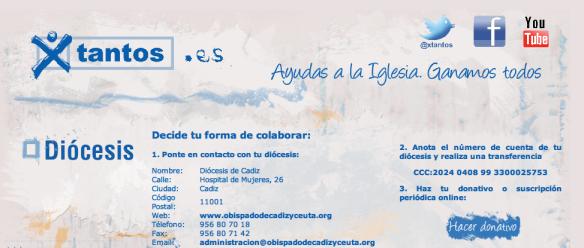 """Portal web de """"Xtantos.es"""""""