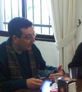 R.D. Juan José Mateos, nuevo Vicario General de Ceuta