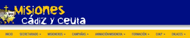 Home Blog Misiones Cádiz y Ceuta