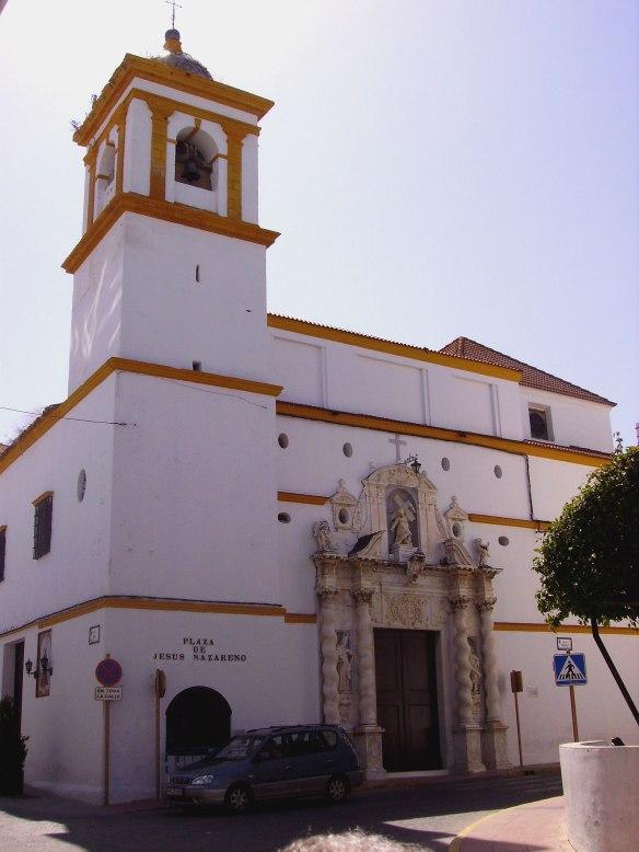 Convento de Jesús Nazareno de Chiclana de la Frontera