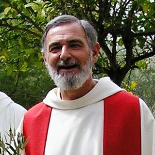 El padre Juan Martín Baro, párroco de San Fco. Javier de Cádiz
