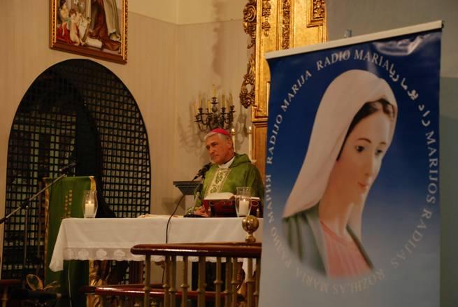 Desde la Capilla del Monasterio de las Carmelitas Descalzas de Cádiz