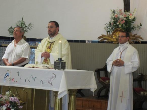 Nuevo párroco en Benalup