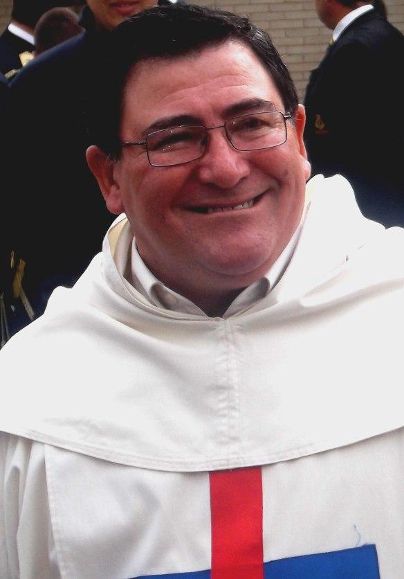 Fernández Alejo, de la Orden de la Santísima Trinidad
