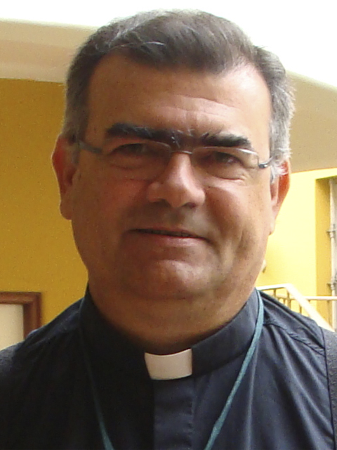 El padre Antonio Diufaín es el nuevo Ecónomo Diocesano