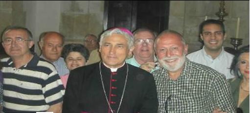 Convivencia Pastoral de personas sordas de Cádiz y Ceuta durante el pasado mes de junio 2012