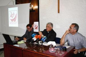 Presentando el Año de la Fe en Cádiz y Ceuta el pasado mes de octubre