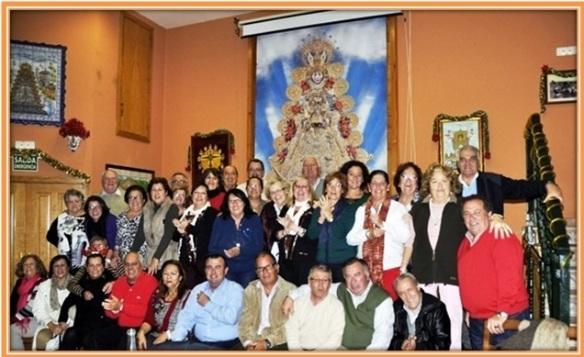 HERMANDAD ROCIO NAVIDAD 2012
