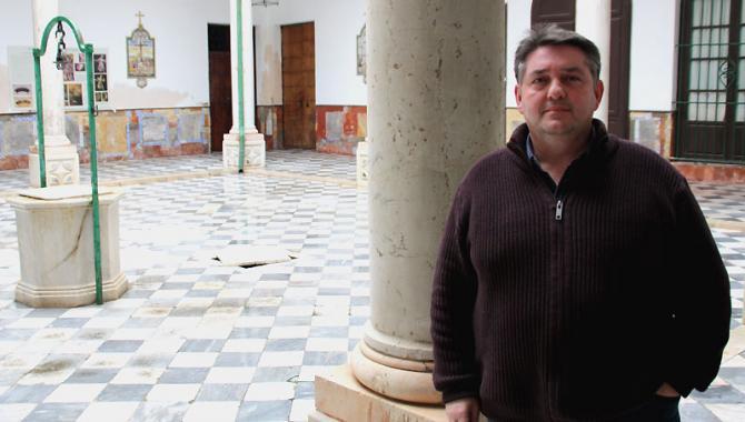 Diego Rodríguez es el Director del Secretariado diocesano de Pastoral Obrera para Cádiz y Ceuta