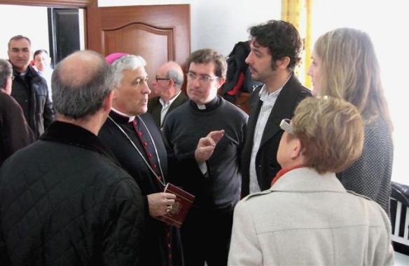 Mons. Zornoza en Ceuta