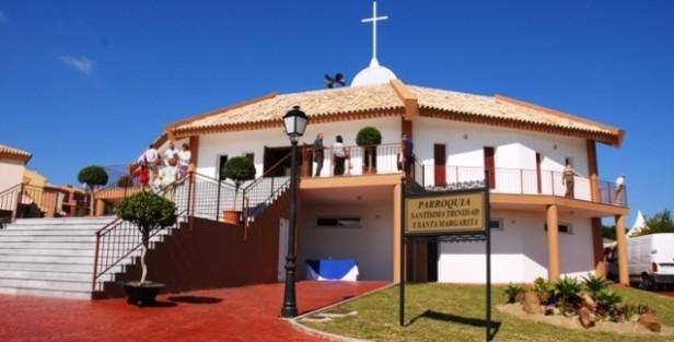 Parroquia de la Santísima Trinidad y Santa Margarita en La Línea (Cádiz)