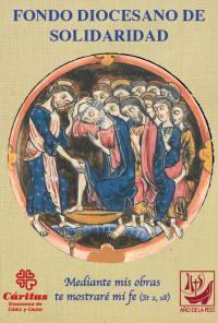 Cartel Fondo Diocesano Solidaridad 2013_0