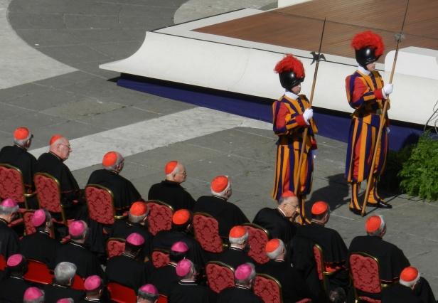Última audiencia pública de Benedicto XVI (Foto: Aurelio Báscones)