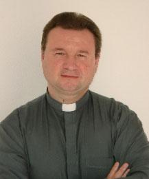 Padre Jose Manuel Daza, rector seminario Cádiz y Ceuta