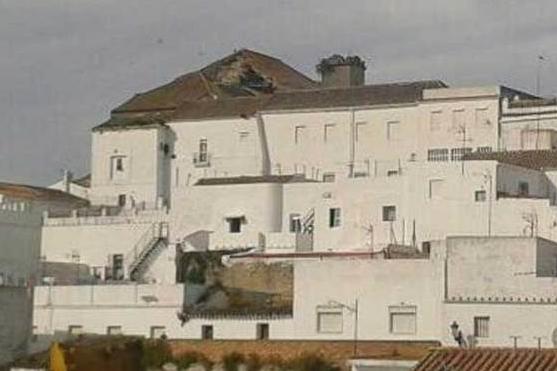 Foto: El convento de San Agustín, en Medina Sidonia. /Dulce Astorga (Diario de Cádiz)