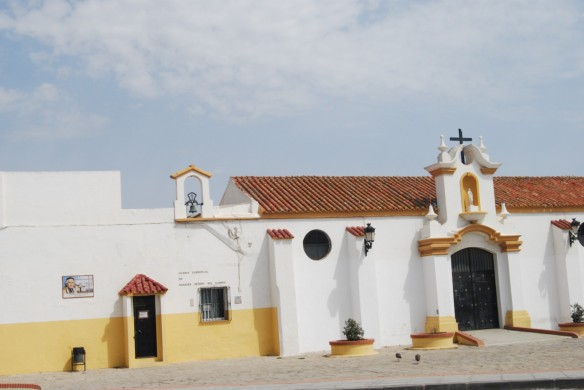Parroquia del Carmen de la Atunara, en La Línea