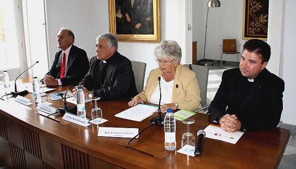 El nuevo Vicario General también es consiliario de la ACdP en Cádiz