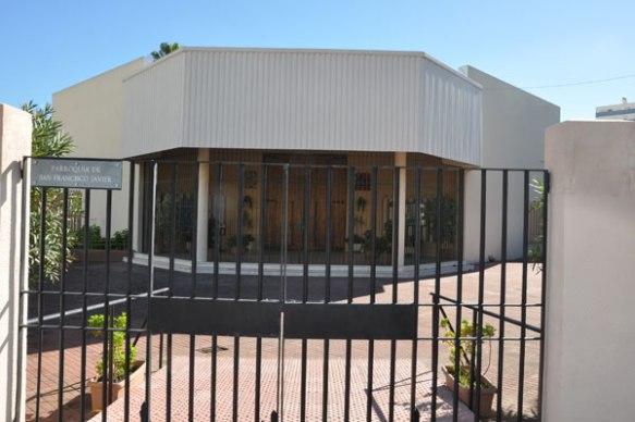 Parroquia San Fco. Javier, barriada de la Paz (Cádiz)
