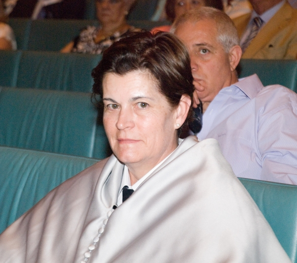 Nueva presidenta de la Escuela Universitaria Salus Infirmorum en Cádiz