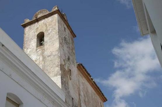 Fachada exterior de la iglesia de San Agustín. Foto: Diario de Cádiz