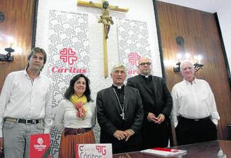 Nuevo equipo de Cáritas de Cádiz y Ceuta