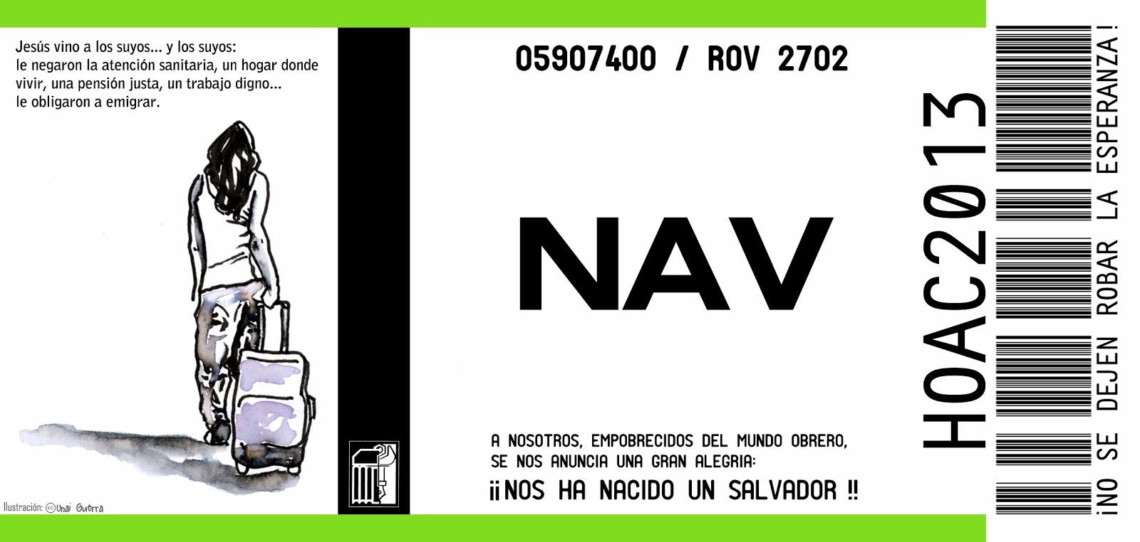 NAVIDAD HOAC2013