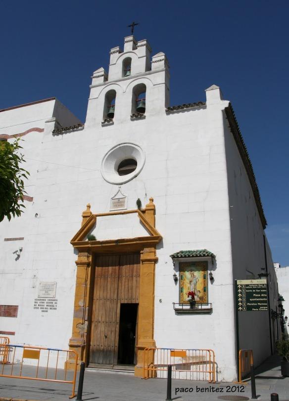 Capilla de la Caridad, Algeciras. Foto: Paco Benítez