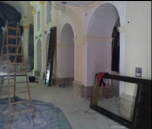 Imagen de archivo, iglesia de S. Francisco (Ceuta)