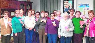 Sor Raquel (segunda por la izq.) y las demás hermanas que viven en Cádiz. Foto: Diario de Cádiz