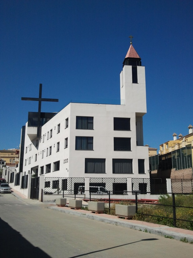 Centro Sancta María de África en Ceuta. Foto: blogdeceuta.com